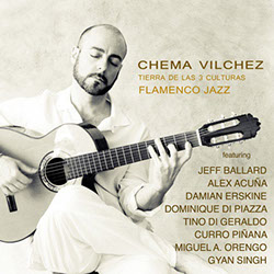FLAMENCO JAZZ Chema Vilchez